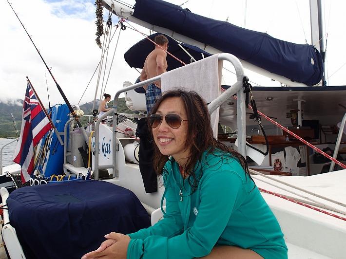 コオリナでスヌーバ。至近距離の魚とイルカと亀に時間を忘れて海中散策。