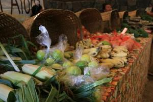 ハレイワのファーマーズマーケット@ワイメアバレー